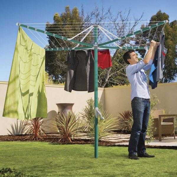 Heavy Duty Washing Line Amazing Meter Galvanized Cloth